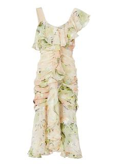Alice McCall Oh Romeo Floral Midi Dress