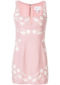 Alice McCall Pastime Paradise floral mini dress