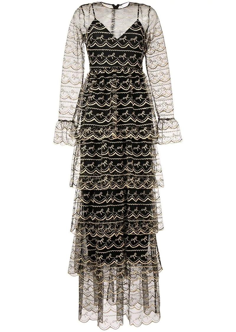 Alice McCall Satellite Of Love maxi dress
