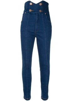 Alice McCall Shut The Front J'Adore jeans