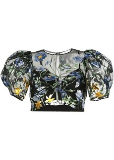 Alice McCall Some Kind Of Beautiful crop top