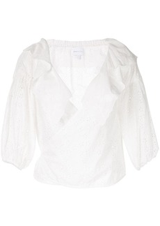 Alice McCall Wilde Grotto broderie anglaise top