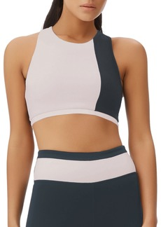 All Fenix Abbey Color-Block Sports Bra