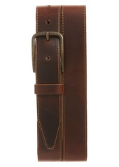 Allen-Edmonds Allen Edmonds 'Central Ave' Leather Belt