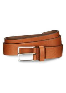 Allen-Edmonds Allen Edmonds Country Avenue Pebbled Leather Belt