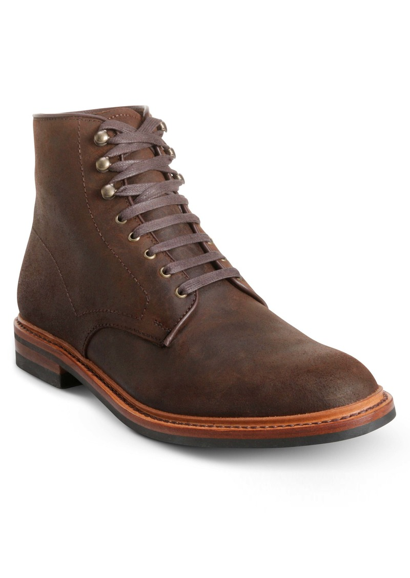 Allen-Edmonds Allen Edmonds Higgins Mill Plain Toe Boot (Men)