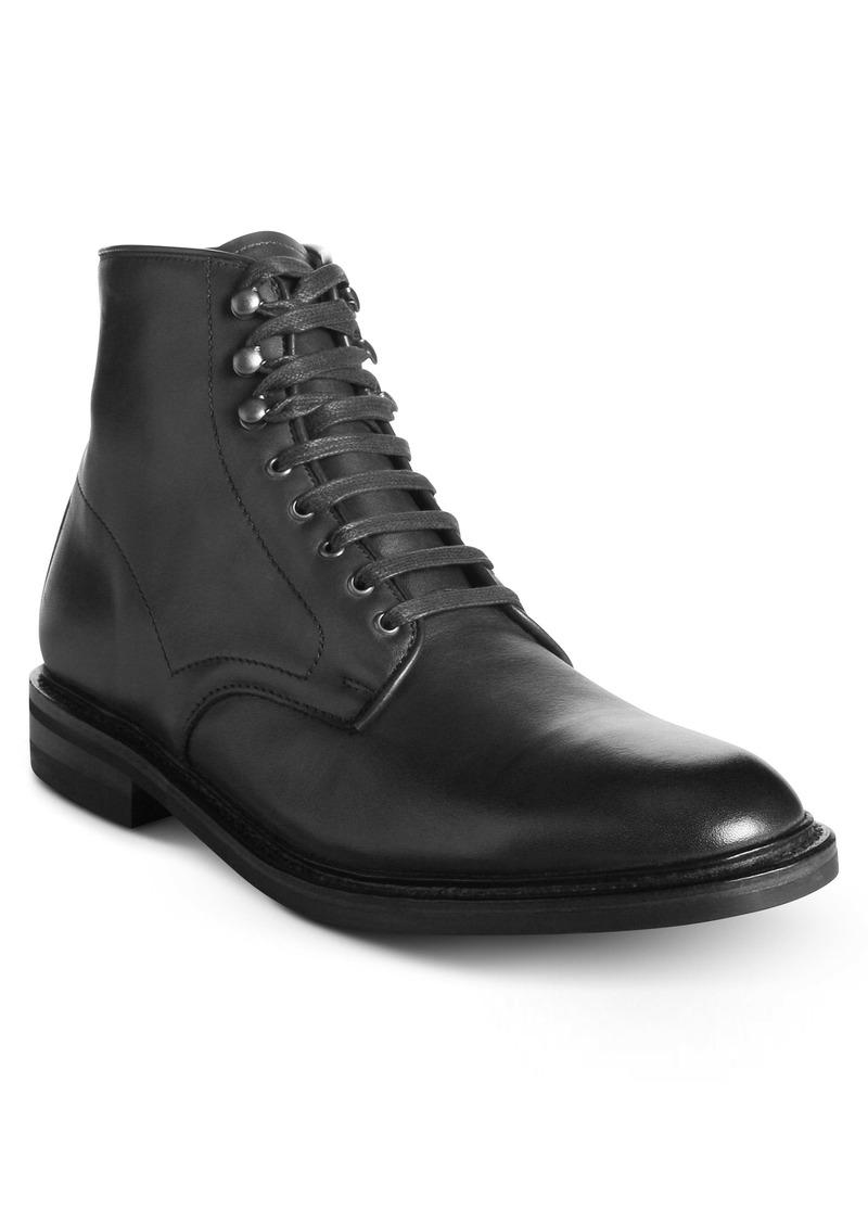 Allen-Edmonds Allen Edmonds Higgins Weatherproof Plain Toe Boot (Men)