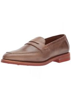 Allen-Edmonds Allen Edmonds Men's Addison Moc-Toe Slip-on with Saddle and Collar Penny Loafer  12 D US