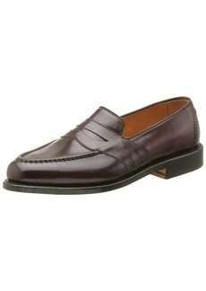 Allen-Edmonds Allen Edmonds Men's Randolph Genuine Shell CordovanBurgundy w/ Combo Heel