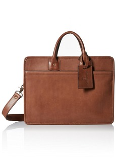 Allen-Edmonds Allen Edmonds Men's Single Gusset Briefcase