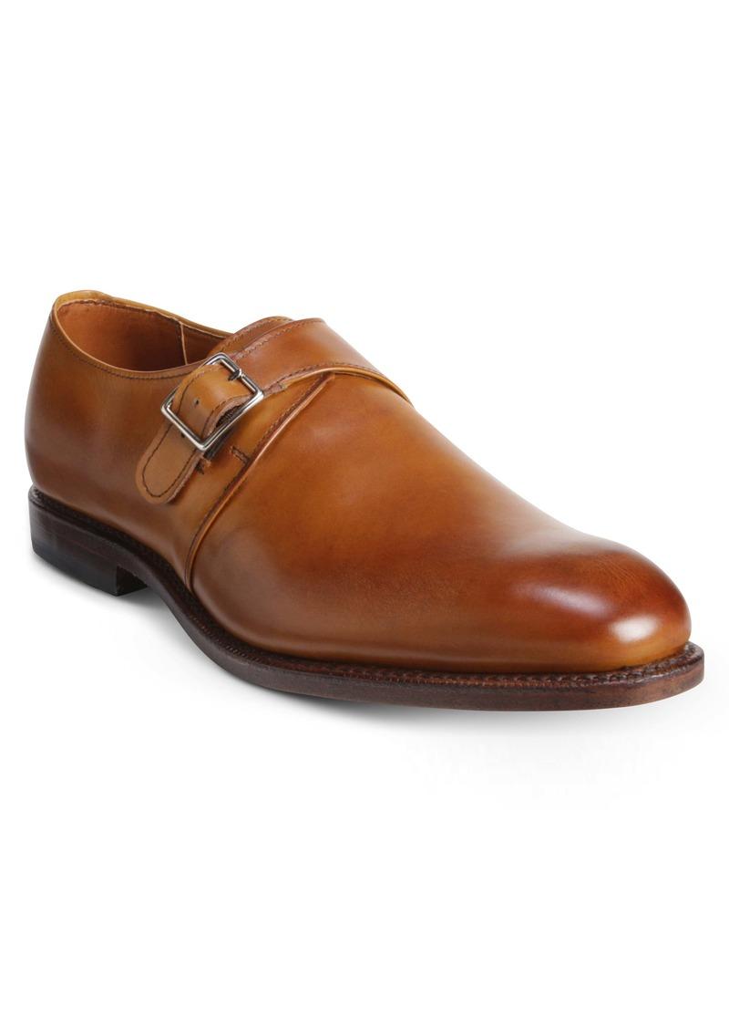 Allen-Edmonds Allen Edmonds Plymouth Monk Strap Shoe (Men)