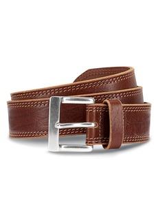 Allen-Edmonds Allen Edmonds Quay Avenue Leather Belt
