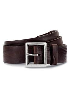 Allen-Edmonds Allen Edmonds Radcliff Avenue Leather Belt