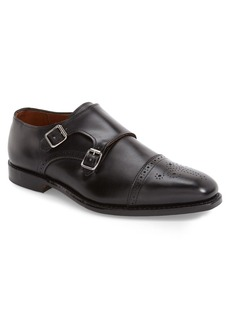 Allen-Edmonds Allen Edmonds 'St. Johns' Double Monk Strap Shoe (Men)