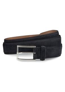 Allen-Edmonds Allen Edmonds Suede Avenue Leather Belt