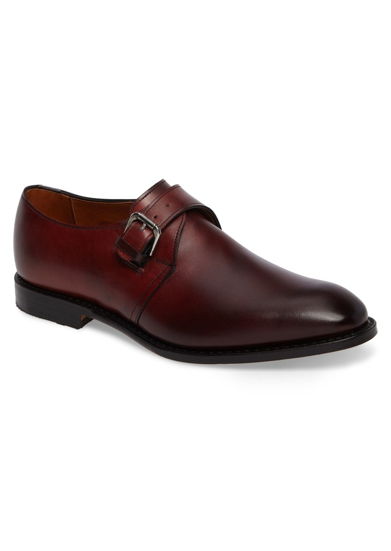 Allen-Edmonds Allen Edmonds Warwick Monk Strap Shoe (Men)
