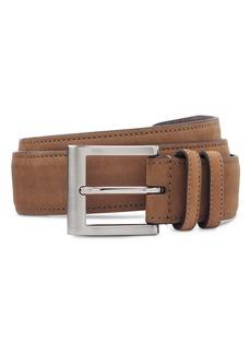 Allen-Edmonds Allen Edmonds Wide Leather Belt