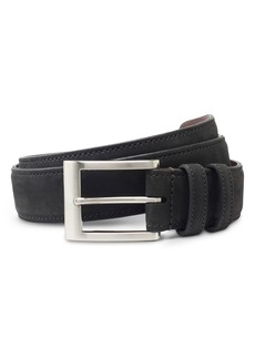 Allen-Edmonds Allen Edmonds Wide Leather Belt