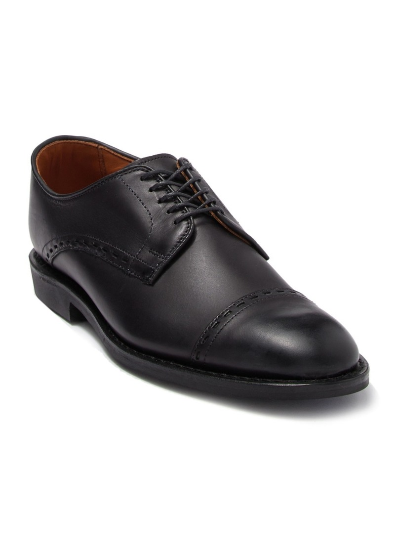 Allen-Edmonds Broadview Leather Cap Toe Derby - Extra Wide Available