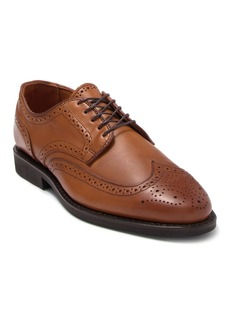 Allen-Edmonds Clyde Hill Leather Wingtip Derby - Extra Wide Available