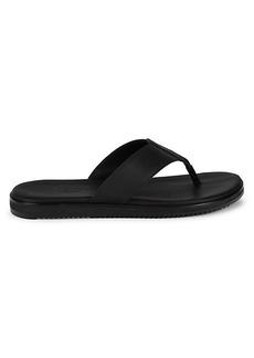 Allen-Edmonds Leather Flip Flops