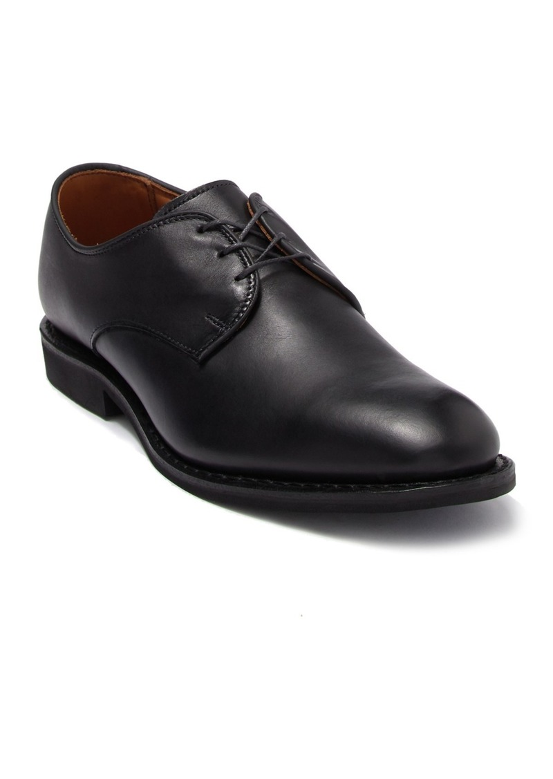 Allen-Edmonds Woodway Plain Toe Leather Derby - Extra Wide Available