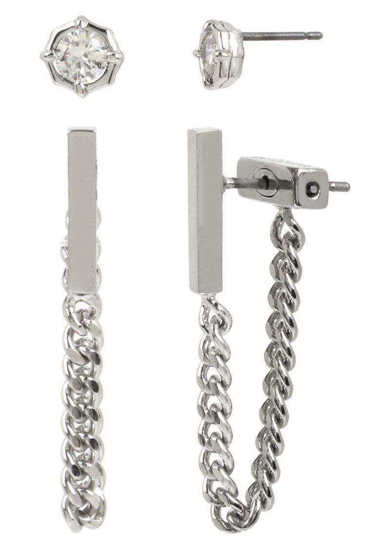 ALLSAINTS 2-Pack Earrings Set