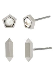 ALLSAINTS 2-Pack Stud Earrings