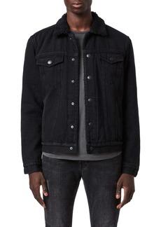 AllSaints Alder Denim Jacket