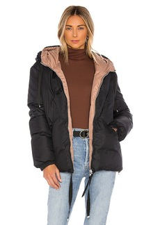 ALLSAINTS Allie Reversible Puffer