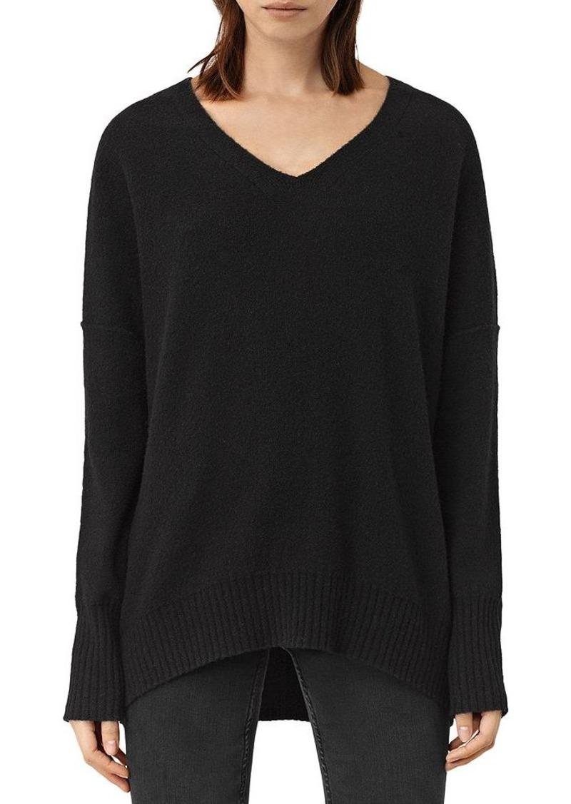 ALLSAINTS Alpha V-Neck Sweater