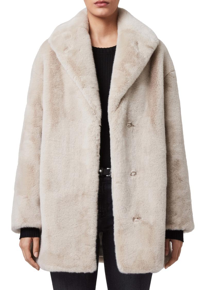 ALLSAINTS Amice Faux Fur Jacket