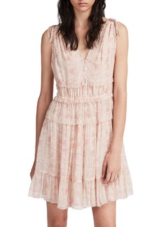 ALLSAINTS Annie Lanai Floral Dress