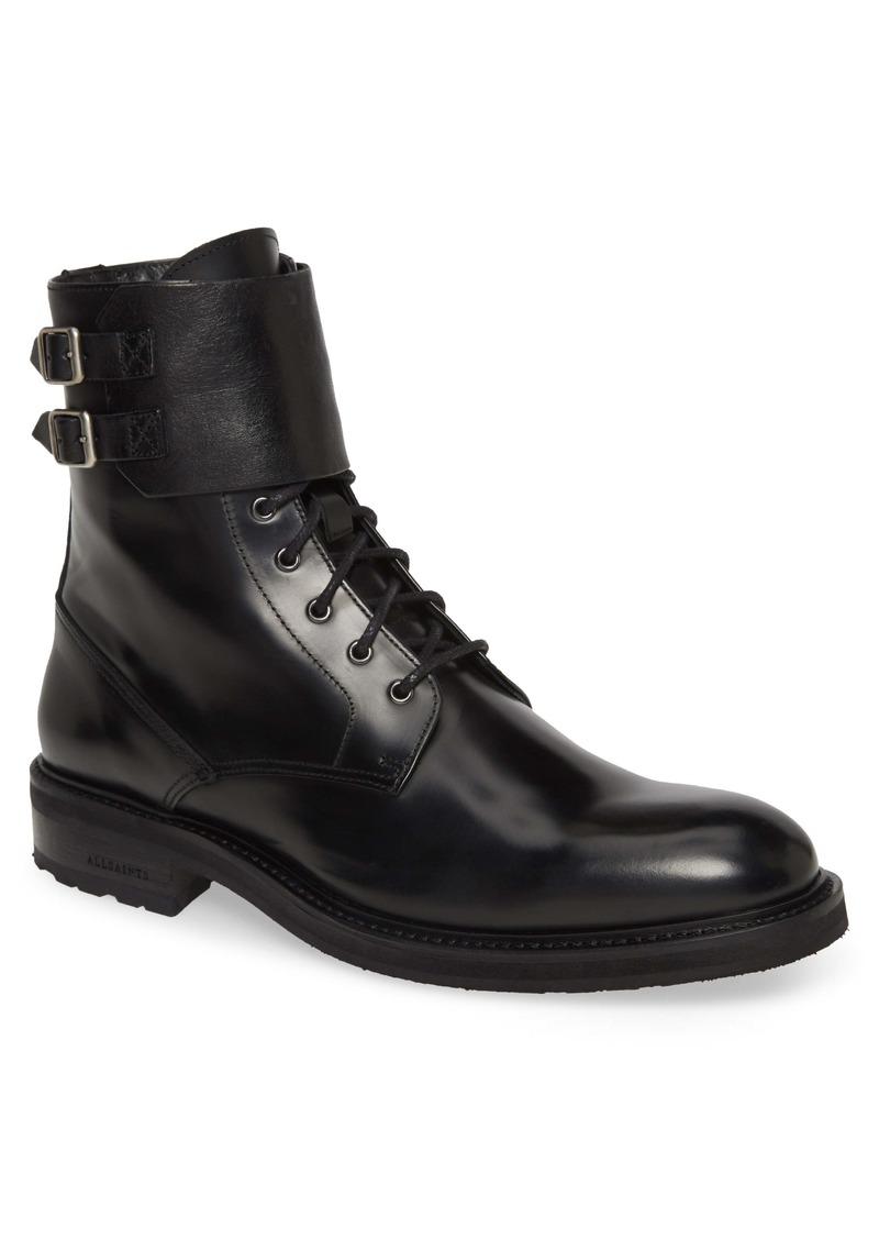 ALLSAINTS Beckwith Plain Toe Boot (Men)