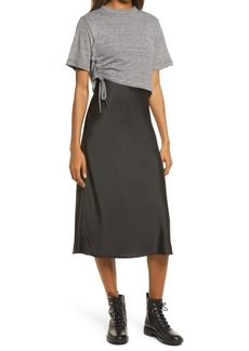 AllSaints Benno Top & Slipdress