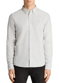ALLSAINTS Berwick Slim Fit Button-Down Shirt