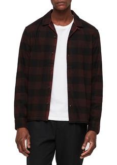 ALLSAINTS Boulder Slim Fit Shirt