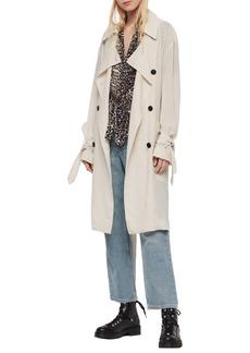 ALLSAINTS Bria Trench Coat