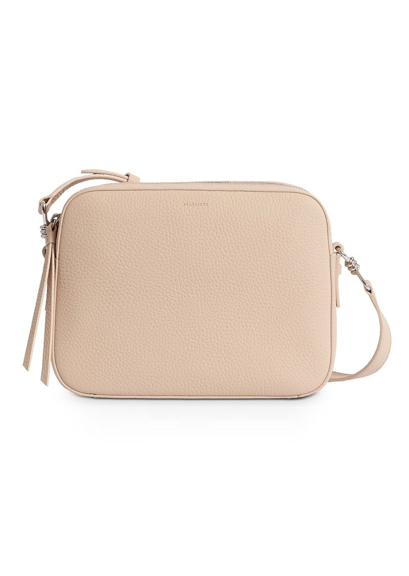 ALLSAINTS Captain Lea Square Crossbody