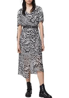 ALLSAINTS Carla Remix Dress