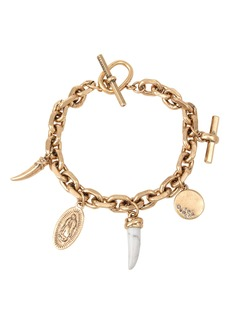 AllSaints Charm Bracelet