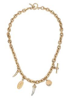 AllSaints Charm Necklace