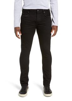 ALLSAINTS Cigarette Skinny Fit Jeans (Jet Black)