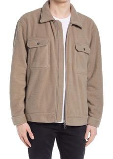 AllSaints Clayton Zip-Up Jacket