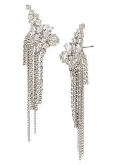 ALLSAINTS Cluster Fringe Earrings