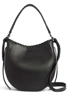 ALLSAINTS Courtney Leather Hobo