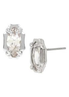ALLSAINTS Crystal Stud Earrings