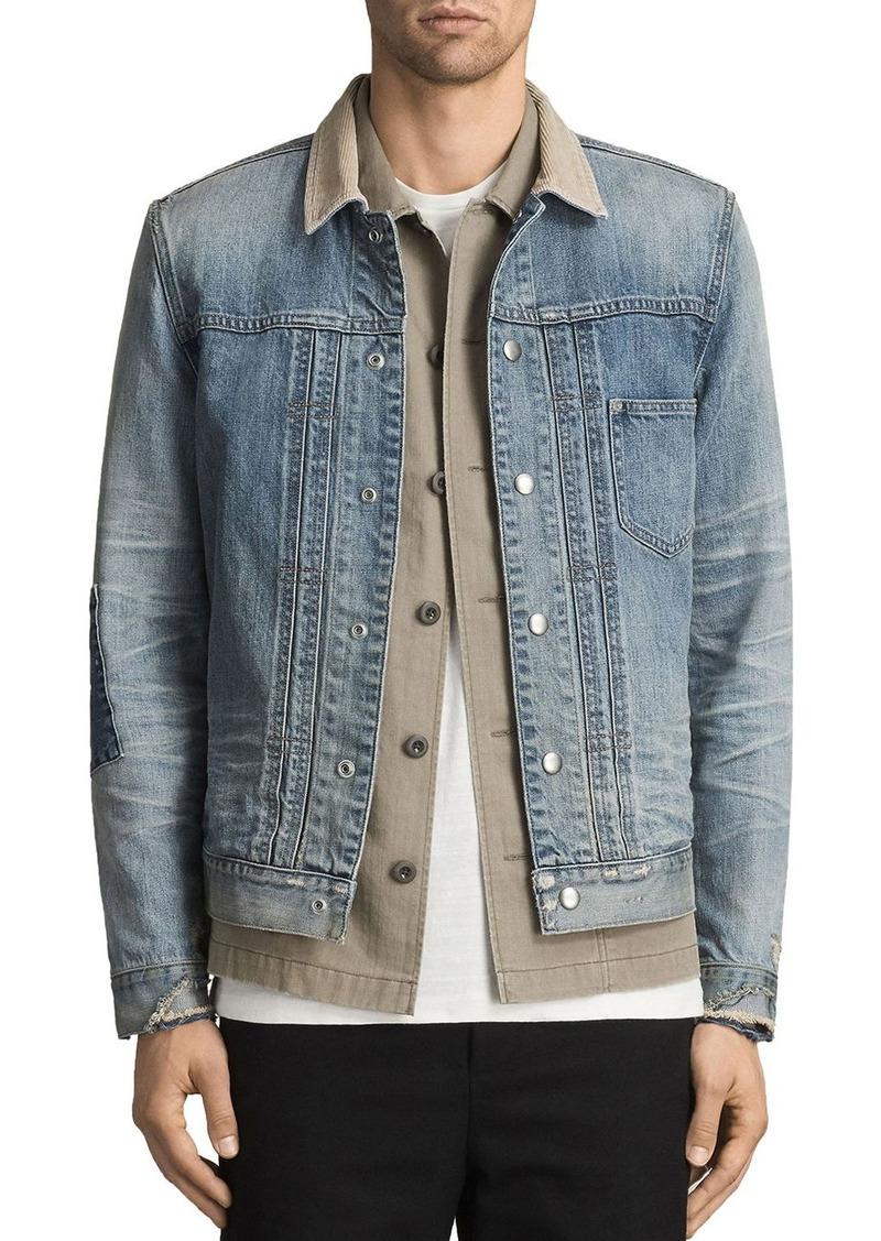5da7c7eec9f5 AllSaints ALLSAINTS Daruma Denim Jacket | Outerwear