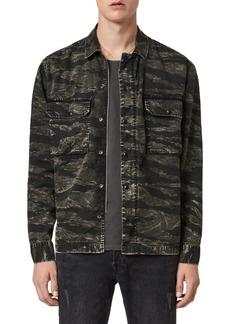 AllSaints Deploy Camo Jacket