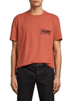 ALLSAINTS Distroy Graphic T-Shirt